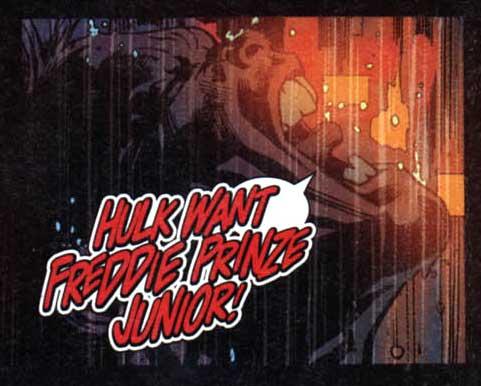 Image result for hulk want freddie prinze jr