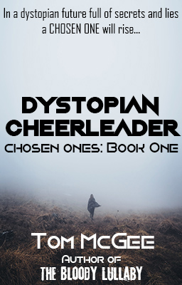 Dystopian Cheerleader Cover